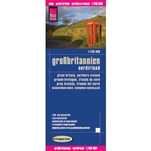 LK Great Britain/Northern Ireland 1:750 000 1.A 2013