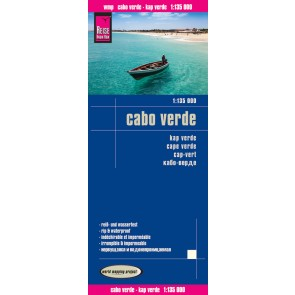 LK Cabo Verde 1:135.000 4.A 2016