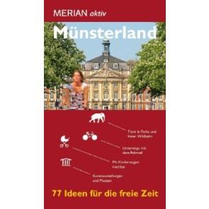 Reisgids Münsterland aktiv - 77 Ideen für die freie Zeit
