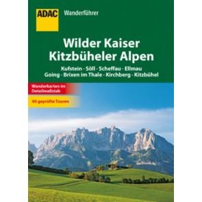 Wandelgids ADAC Wanderführer Wilder Kaiser - Kitzbüheler Alpen