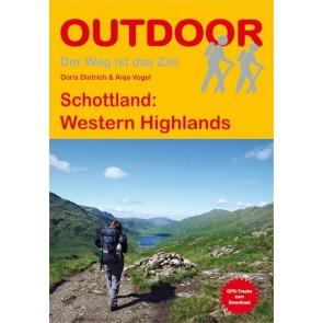 Wandelgids Schotland: Western Highlands (191)