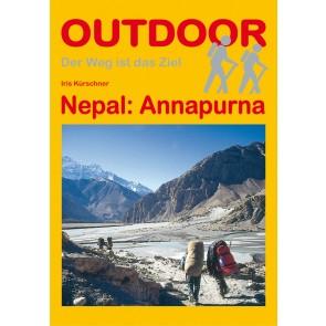 Wandelgids Nepal: Annapurna (42) 5.A 2012
