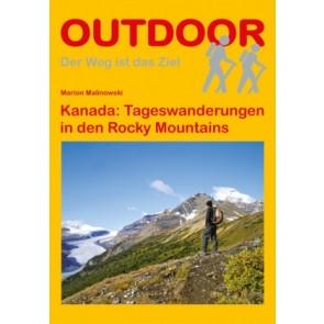 Wandelgids Kanada: Banff & Yoho Nationalpark Tageswanderungen (50) 2.A 2013