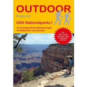 USA Nationalparks I - 23 unvergessliche Wanderungen in Kalifornien und Arizona (415)