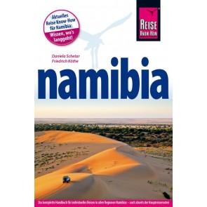 Reisgids Namibia 10.A 2018