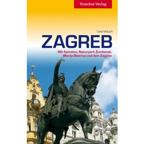 Reisgids Zagreb 4.A 2018