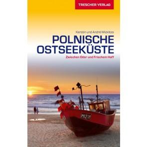 Reisgids Polnische Ostseeküste (full colour) 8.A 2016