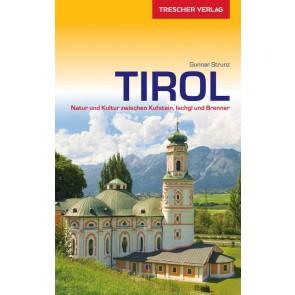 Reisgids Tirol 2.A 2017