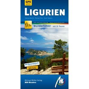 Wandelgids Wandern Ligurien 2.A 2018
