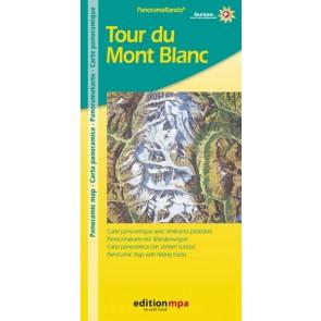 PanoramaRando Tour du Mont Blanc 2017