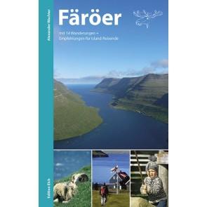 Reisgids Färöer - 14 Wanderungen (2018)