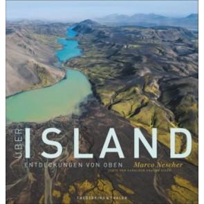 Über Island - Entdeckungen von Oben