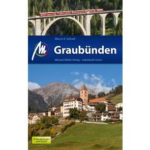 Reisgids Graubünden 4.A  2015