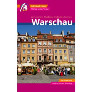Reisgids Warschau 4.A 2017
