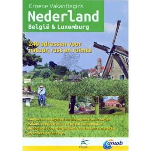 Groene Vakantiegids Nederland België & Luxemburg (2014)