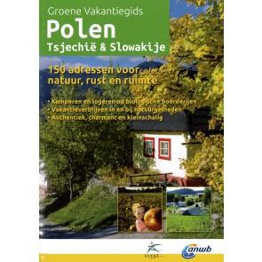 Groene Vakantiegids Polen Tsjechië & Slowakije (2014)