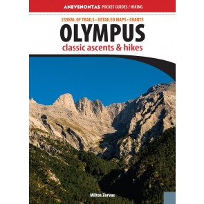 Wandel- en klimgids Mount Olympus - classic ascents and hikes