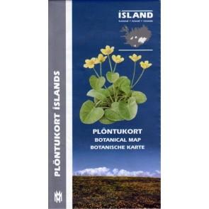 Botanical Map Island
