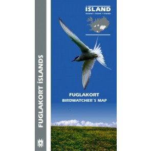 Birdwatcher's Map Iceland (2010)