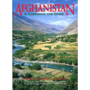 Reisgids Odyssey-Afghanistan - a companion and guide (2011)