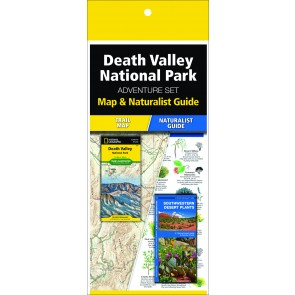 Death Valley National Park Adventure Set (Map & Naturalist Guide)