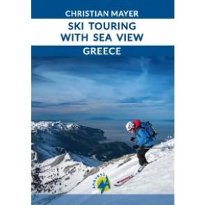 Skigids Griekenland: Ski Touring with Sea View Greece