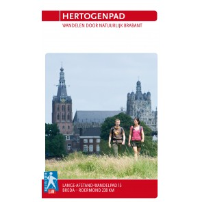 LAW-gids 13 Hertogenpad (Breda-Roermond 238km)