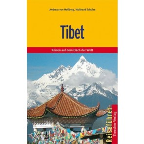 Reisgids Tibet 4.A 2014