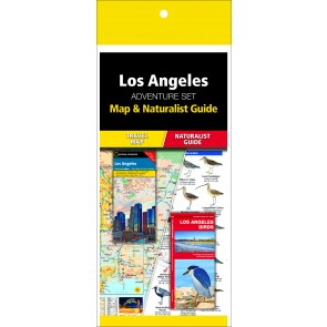 Los Angeles Adventure Set (Map & Naturalist Guide)