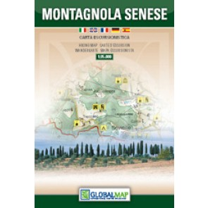 Montagnola Senese 1:35.000 (Global Map)
