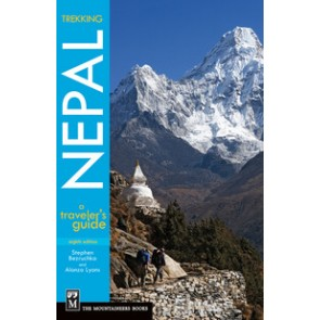 Trekking Nepal a traveler's guide 8th ed. 2011