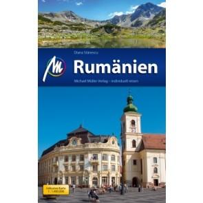 Reisgids Rumänien 3.A 2018