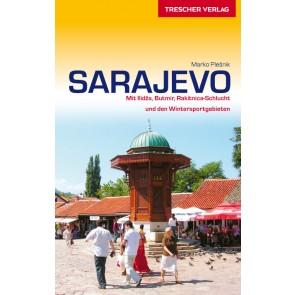 Reisgids Sarajevo 2.A 2016