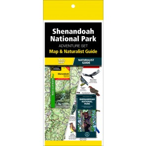 Shenandoah National Park Adventure Set (Map & Naturalist Guide)