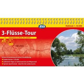 Fietsgids 3-Flüsse-Tour