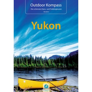 Outdoor Kompass Yukon Territory (kanu, wandern, Highway)