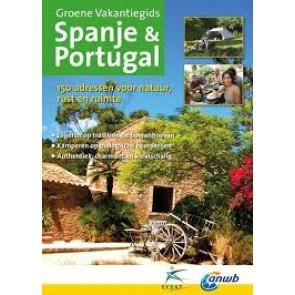 Groene Vakantiegids Spanje & Portugal (2013)