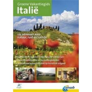 Groene Vakantiegids Italië (2011)