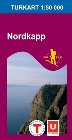 Turkart Nordkapp 1:50 000 (2008)