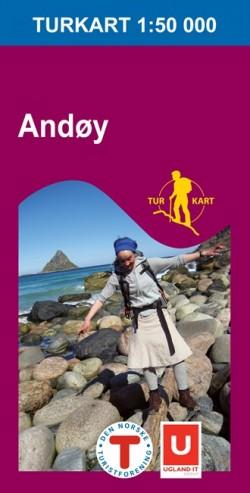Turkart Andoy 1:50.000 (2008)