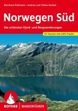 Rother Wanderführer Norwegen Süd - 53 Touren mit GPS-Tracks (8.A 2021)