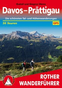 Rother Wanderführer Davos-Prättigau - 50 Touren (4.A 2012)