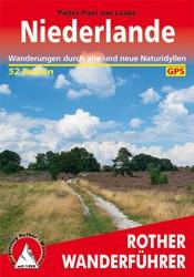 Rother Wanderfuehrer Niederlande 52 Touren   (1.A 2011)