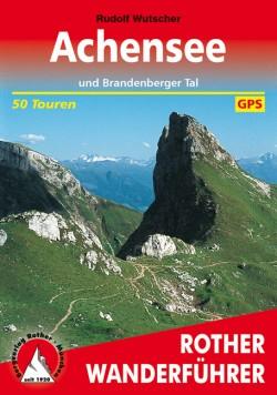 Rother Wanderführer Achensee - 50 Touren (7.A 2016)
