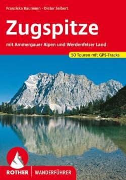 Rother Wanderführer Zugspitze 50 Touren (12.A 2020)