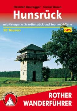 Rother Wanderbuch Hunsrück 50 Touren (2.A 2016)