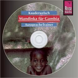 Mandinka für Gambia AusspracheTrainer (Audio-CD)