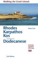 Rhodes Karpathos Kos Southern Dodecanese/50 walks