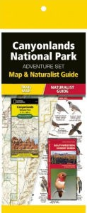 Canyon Lands Adventure Set (Map & Naturalist Guide)