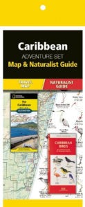 Caribbean Adventure Set (Map & Naturalist Guide)